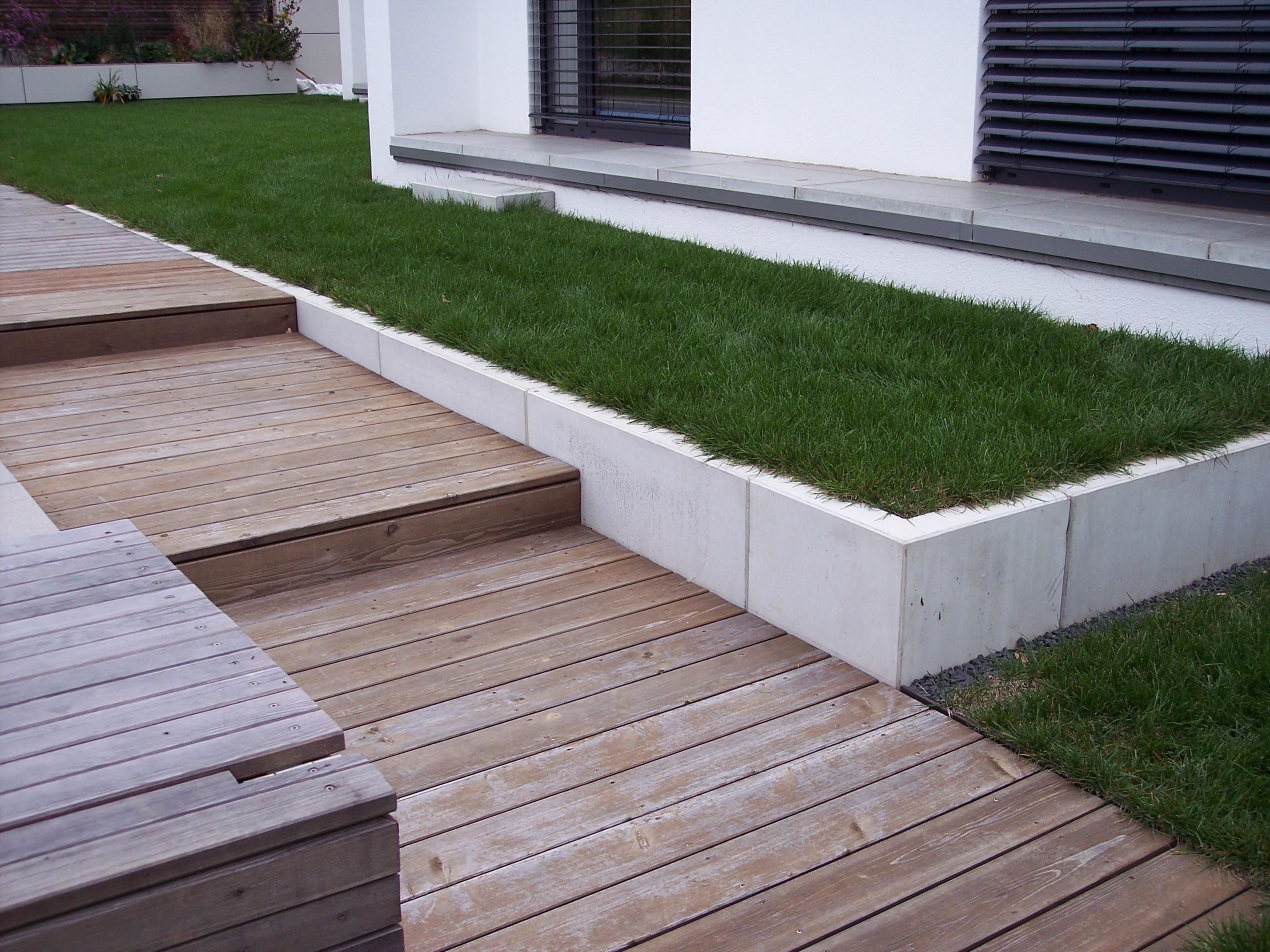 Gartengestaltung reihenhaus pool